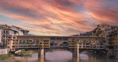 Les fleuves les plus connus d'Italie