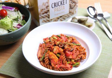 La nouvelle frontière de la cuisine italienne : les insectes