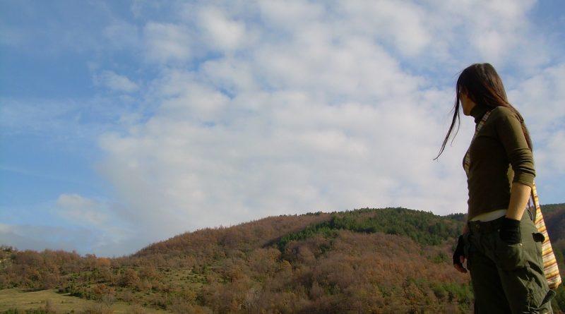 La beauté de l'automne en Italie