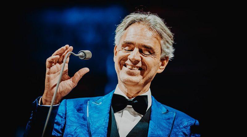 Andrea Bocelli, une grande star en Italie et dans le monde